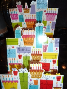 Birthday Cake & Cards in Windsor Ontario
