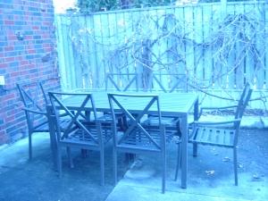 Spring Clean your Garden Furniture & BBQ Windsor
