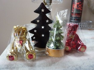 Gift Wrapping at Style Organization