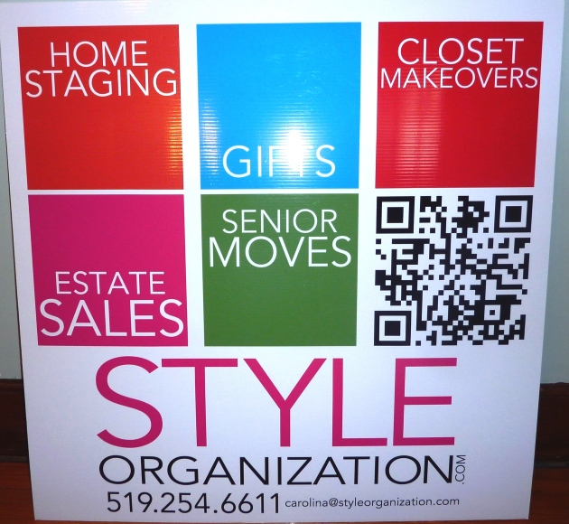 Welcome to Style Organization