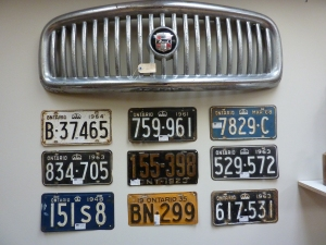 Car Memorabilia Collection in Windsor Ontario