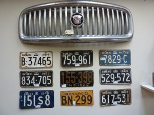 Car Memorabilia Collection in Windsor Ontario