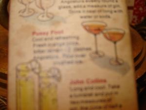 Old Cocktails in Windsor On