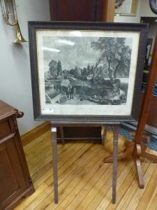 Art Work on Display in Harrow On
