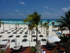 Playa del Carmen Across From Cozumel