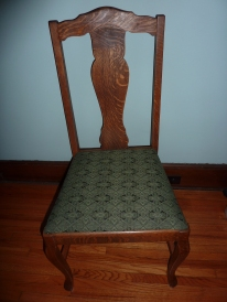 A Style Organization Dining Chair Makeover in Windsor